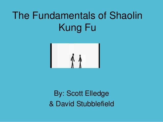 Fundamentos shaolin