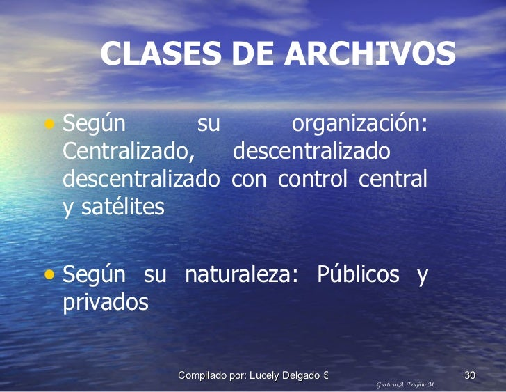 Fundamentos Archivisticos Admon Dctos
