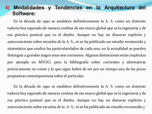 Fundamentos Arquitectura Del Software
