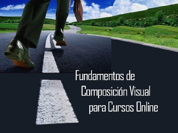 Fundamentos de composicion visual Slide 1