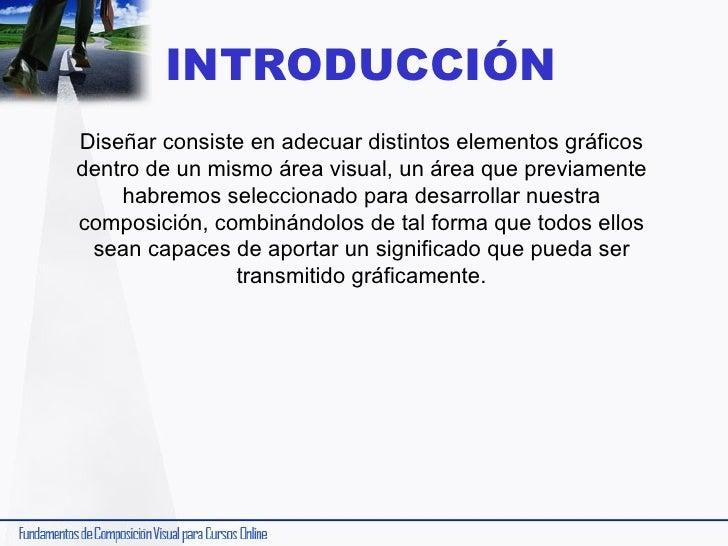 Fundamentos de composicion visual Slide 2