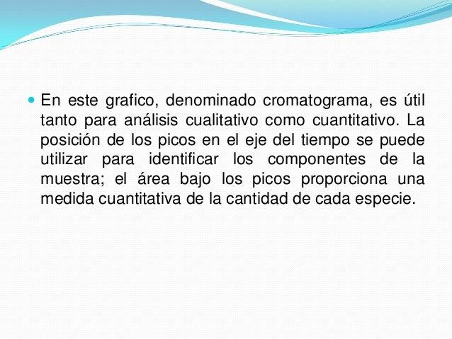 CONSTANTE DE DISTRIBUCION  Todas las separaciones cromatogràficas se basan en las diferencias de la cantidad de la distri...