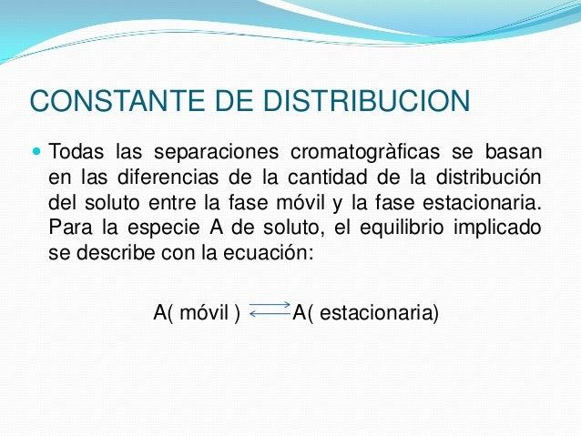 APLICACIONES DE LA CROMATOGRAFIA  La cromatografía es una herramienta útil y versátil para la separación de especies quím...