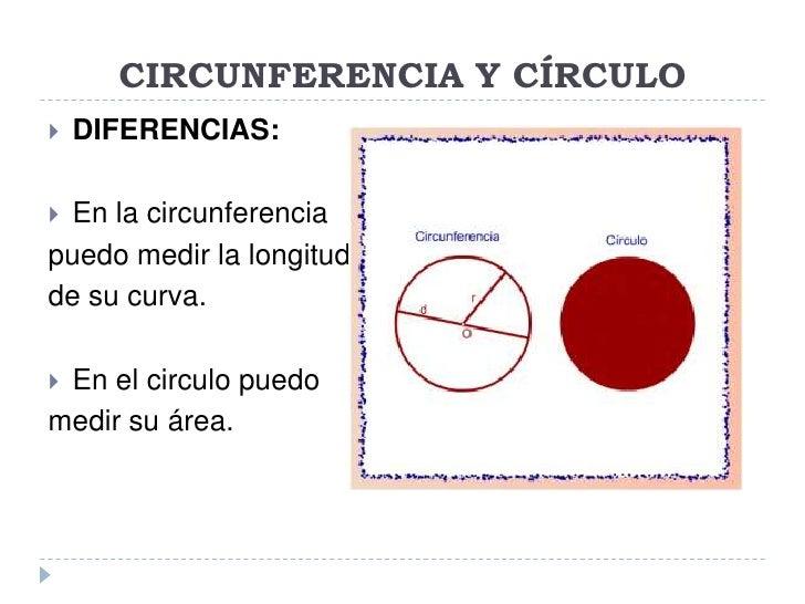Elementos de la circunferencia yahoo dating 6