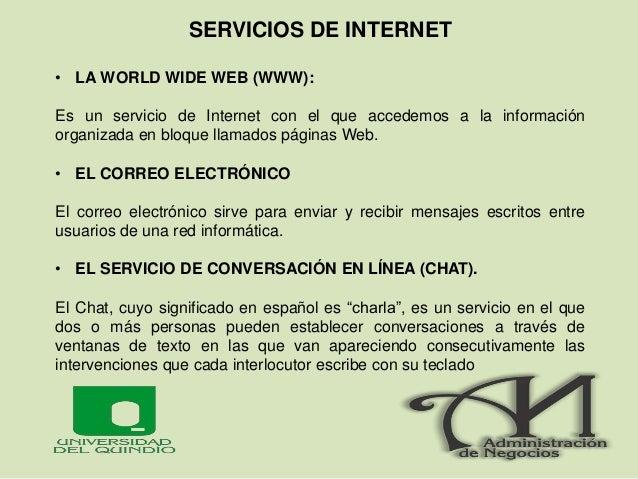 SERVICIOS DE INTERNET • EL CONTROL REMOTO DE EQUIPOS (TELNET) El servicio Telnet permite controlar un ordenador desde un l...