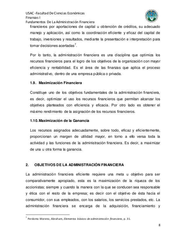 administracion financiera internacional pdf