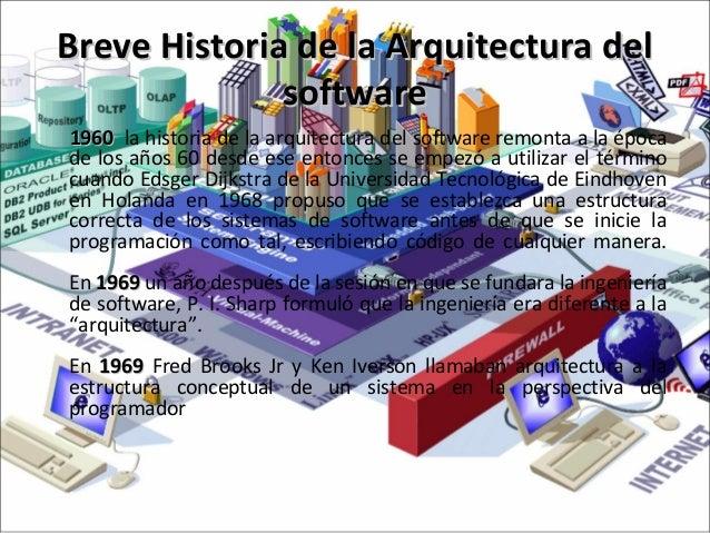 Fundamentos de la arquitectura de software for Arquitectura de capas software