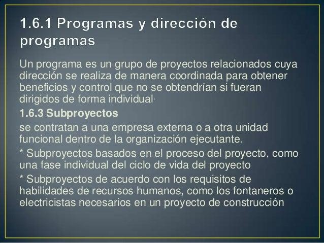 Es una unidad de la organización para centralizar ycoordinar la dirección de proyectos a su cargo. PMO(oficina de gestión ...