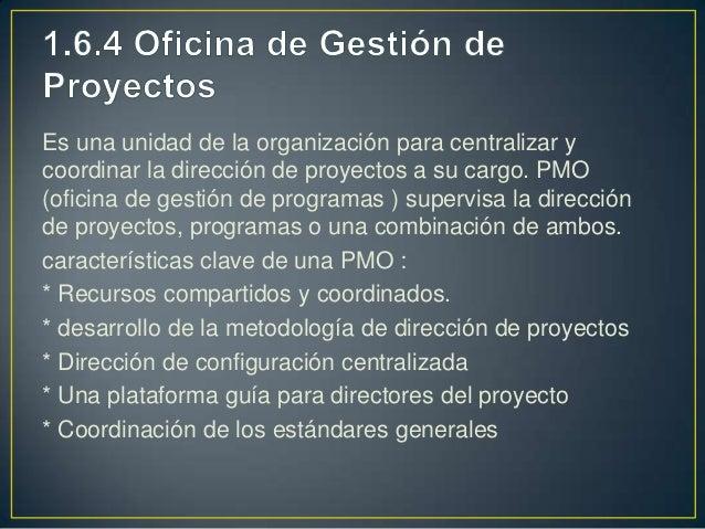 Fundamentos de la direccion de proyectos capitulo 1