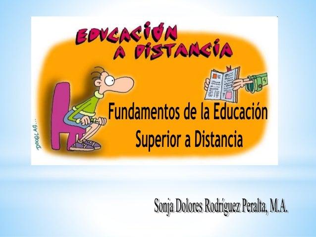 La enseñanza a distancia es un sistema tecnológico de comunicación bidireccional (multidireccional), que puede ser masivo,...