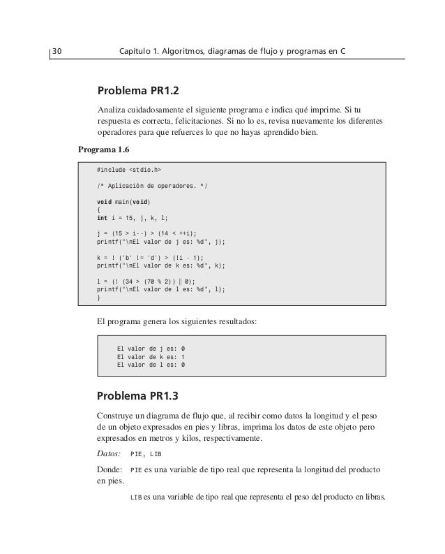 Fundamentos de programacion piensa en c osvaldo cairo