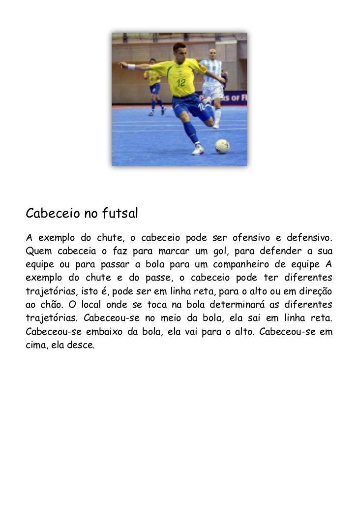 Fundamentos do Futsal f4c1e85343e44