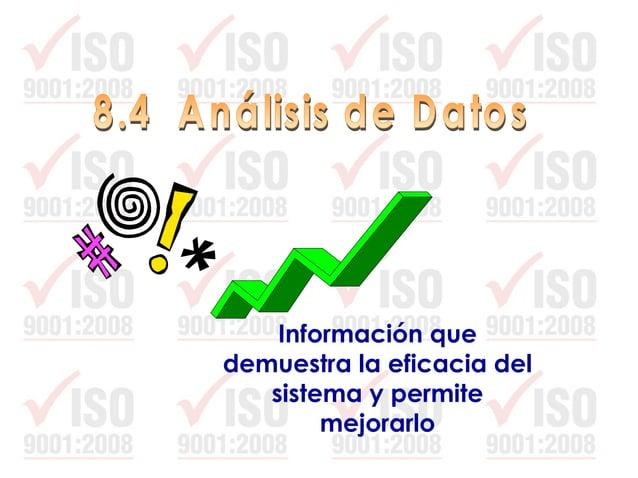 8.5.2 Accion Correctiva NONO CONFORMIDADCONFORMIDAD Investigación de las causas Evaluación e implementación de la acción R...