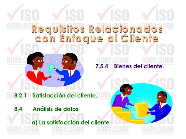 5.6.3 Resultado de la revisión a. Mejora de la eficacia del SGC y procesos b. Mejora del producto c. Necesidad de recursos