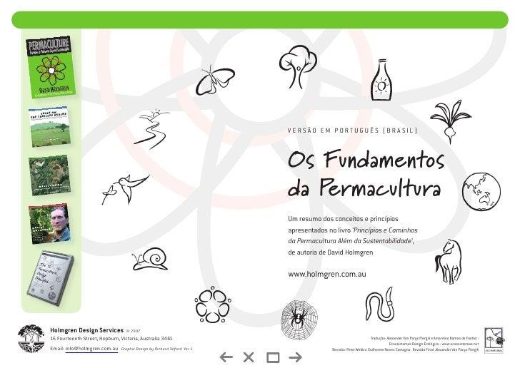 Versão em PortUgUês (Brasil)                                                                            Os Fundamentos    ...