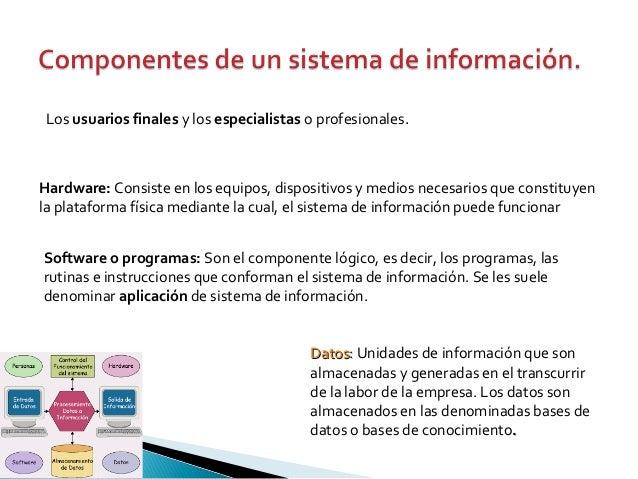Fundamentos sistemas de informacion Slide 3