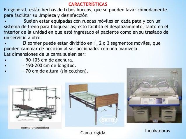 Caracter sticas de la unidad del paciente unidad del for Caracteristicas de una habitacion
