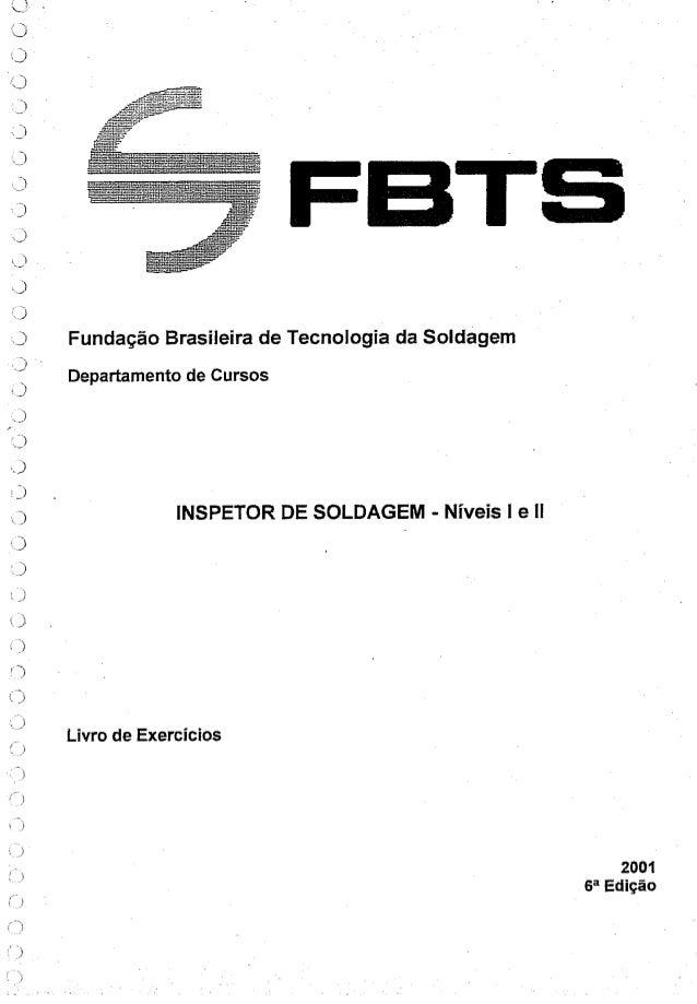 Fundação brasileira de tecnologia de soldagen