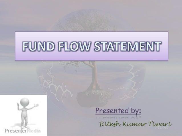 what is fund flow statement One such difference is that an income statement and cash flow statement is cash,  difference between cash flow and fund flow statement.
