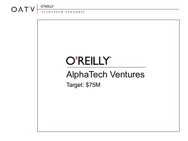 AlphaTech VenturesTarget: $75M