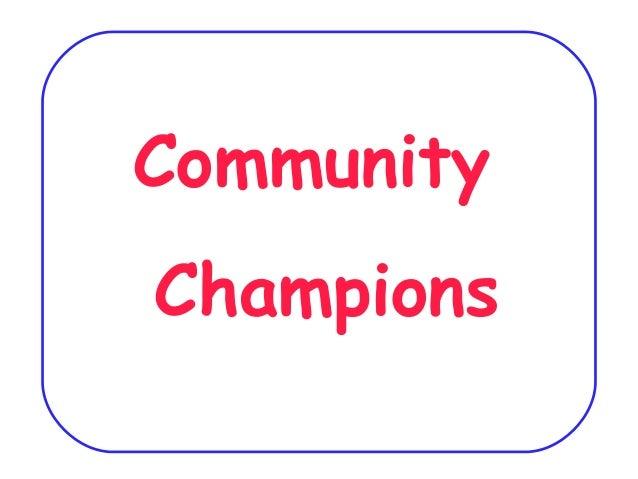 Funding your community: Leslie Silverlock