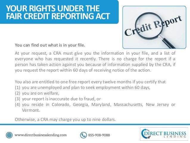 Funding Assessment Report