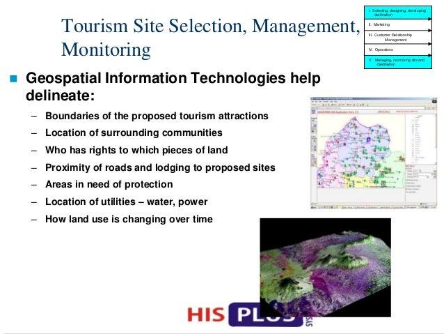 ict destination management Ict: definitions, characteristics, features and affordances ict and impact on   smart tourism: e-governance , e-democracy and destination management.
