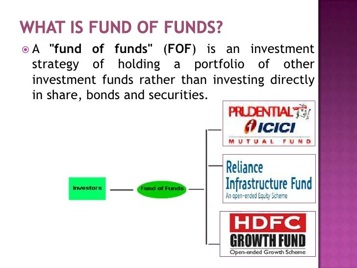 """What is Fund of Funds?<br />A""""fund of funds""""(FOF) is an investment strategy of holding a portfolio of other investment f..."""