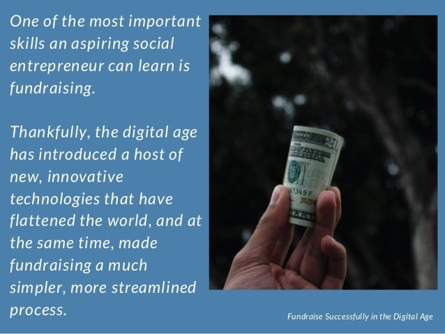 Jake Croman   Fundraise Successfully in the Digital Age  Slide 2