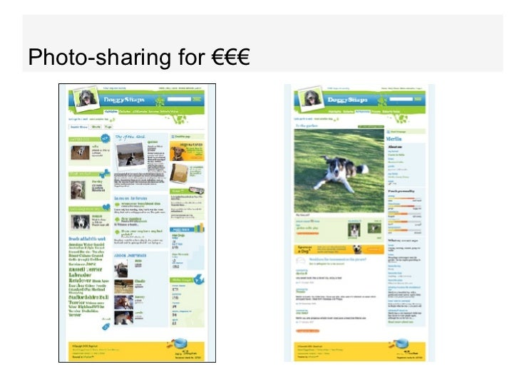 Photo-sharing for €€€
