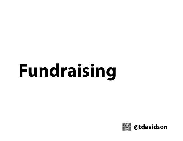 Fundraising for Entrepreneurs Slide 3