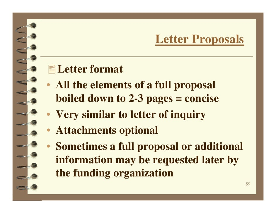 Fundraising for the small nonprofit presentation letter proposals thecheapjerseys Choice Image