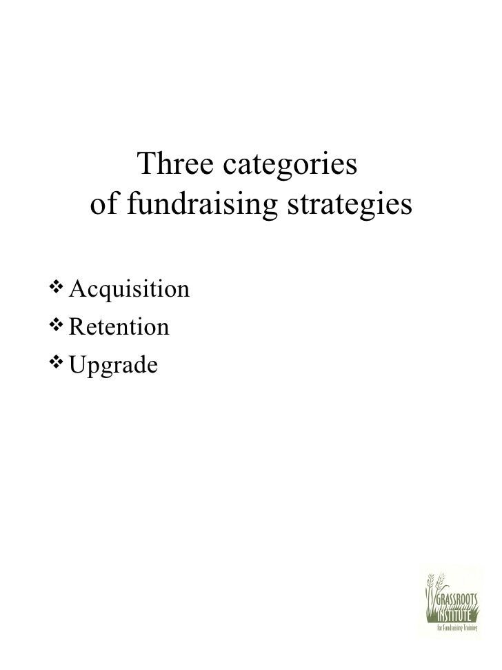 fundraising presentation Consider bringing all groups that participate in fundraising to develop one budget and one fundraising plan for the whole school year that  powerpoint presentation.