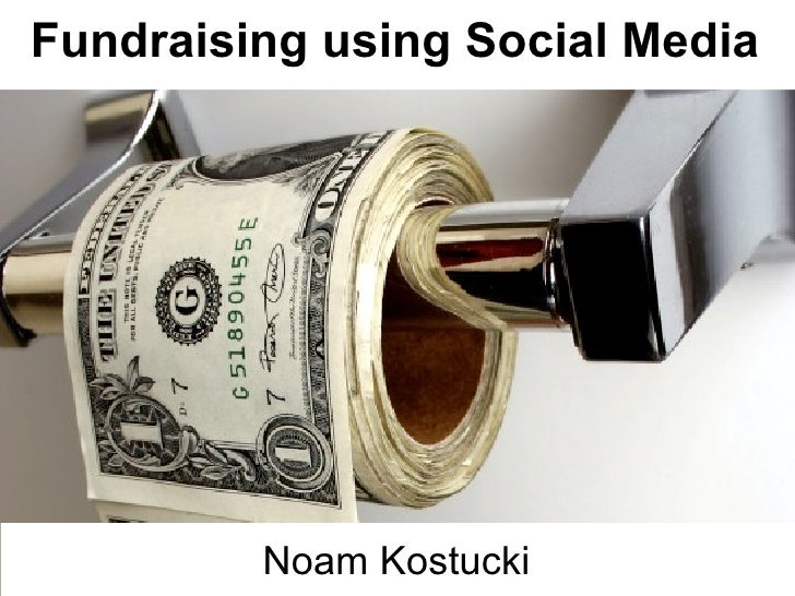 Fundraising from Online Communities