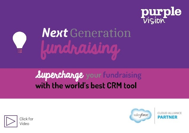 Supercharge  Next fundraising  Click for  Video