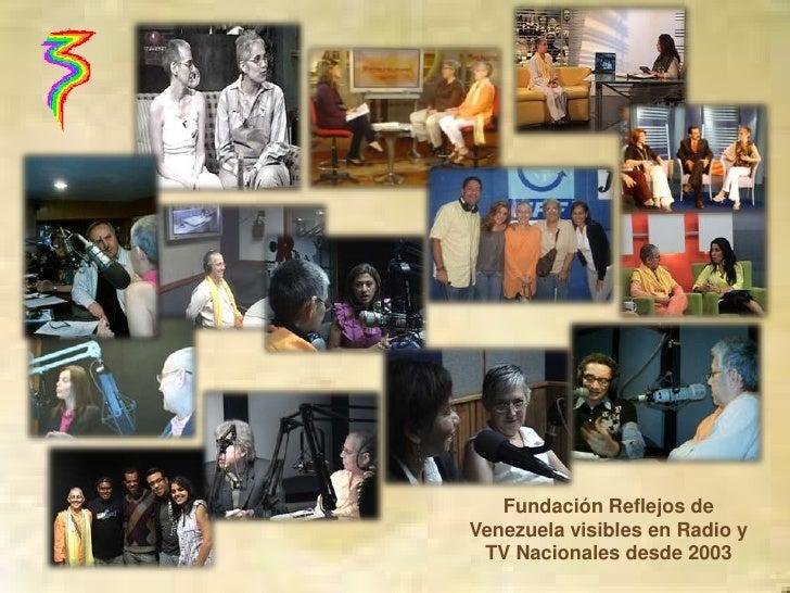 fundaci n reflejos de venezuela 2010 6 a os