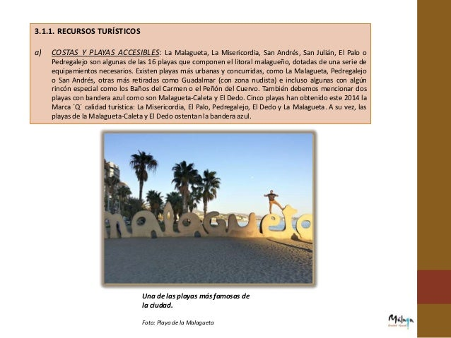 d) ACTIVIDADES ACUÁTICAS: La amplia oferta que conforman las playas de la ciudad hacen de ella una experiencia y una forma...