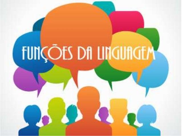 Para Relembrar: O Que é Linguagem? • É a capacidade específica da espécie humana de comunicar por meio de um sistema de si...