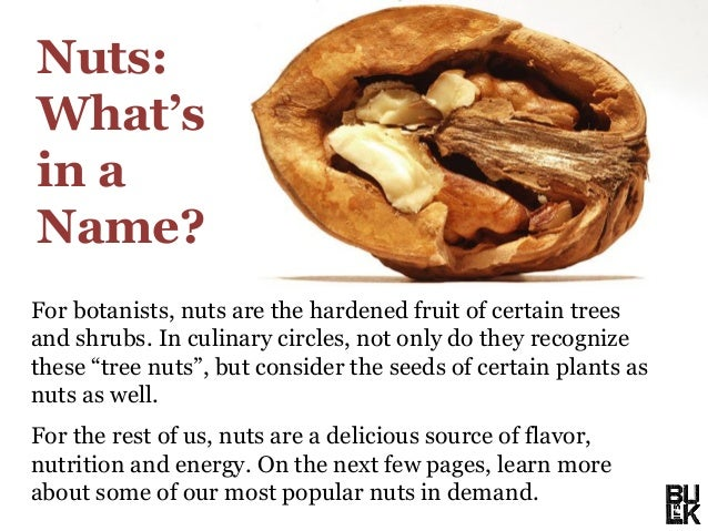 Fun Facts About Nuts Slide 2