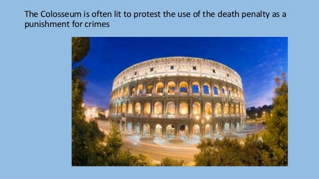 Fun Facts About The Roman Colosseum