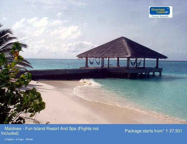Maldives Fun Island Resort And Spa