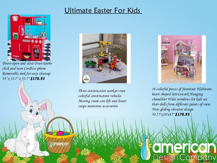 Fun inexpensive easter gift ideas for kids 3 ultimate easter negle Images