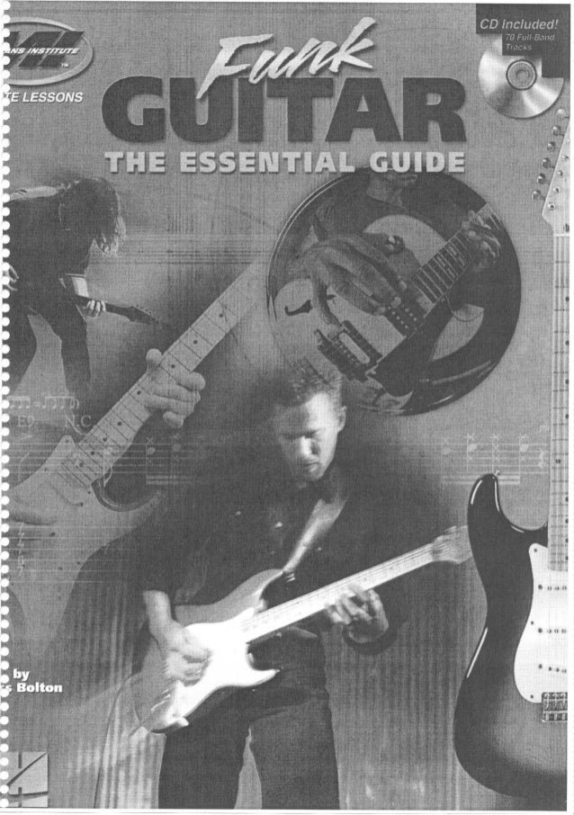 Funk guitar   the essential guide(huevo-scan)