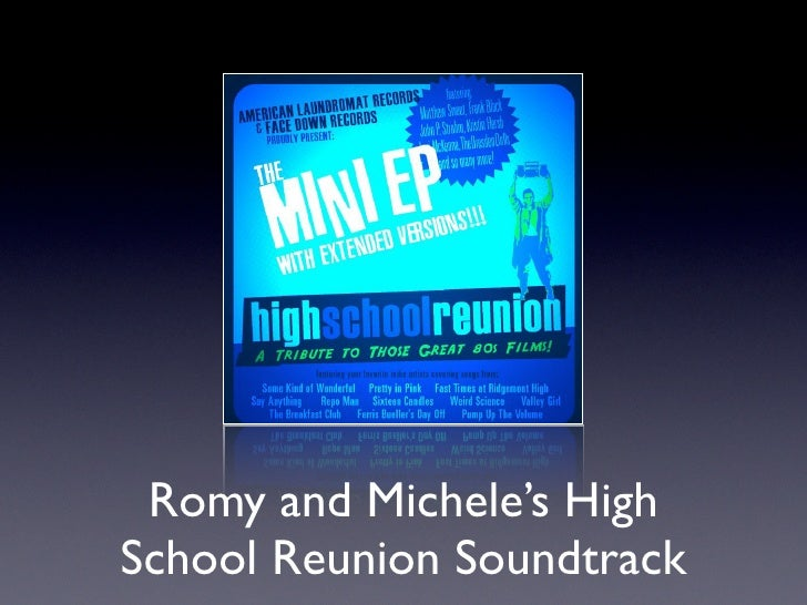 Romy and Michele's High School Reunion Soundtrack