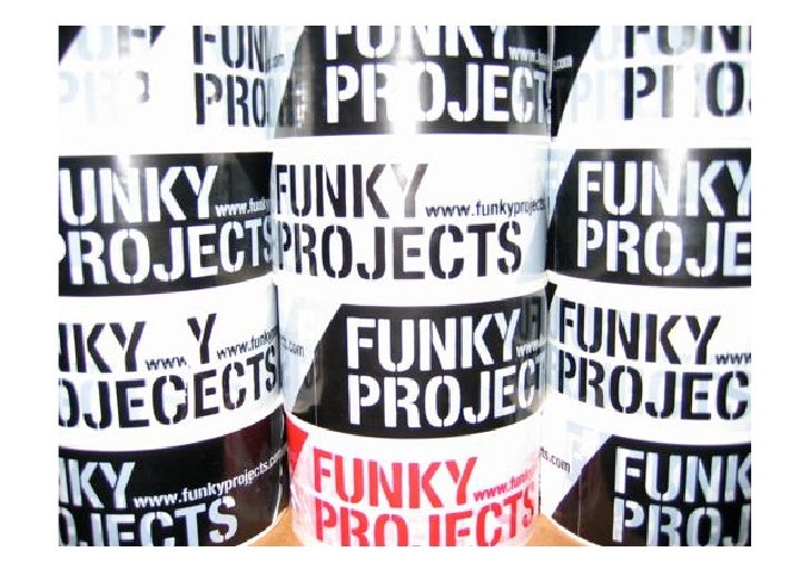 FUNKY PROJECTS - Ccei+D+I Slide 2