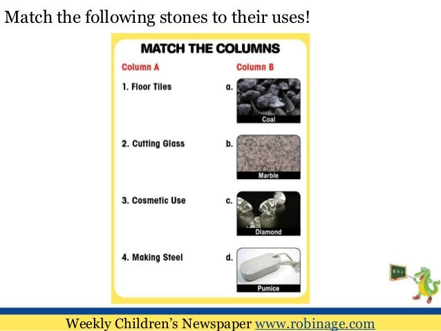 Types Of Rocks | The Dr. Binocs Show | Learn Videos For ...
