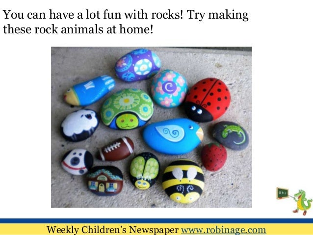 Rocks and Minerals for Kids - ScienceStruck