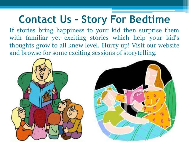 Funny bedtime stories for kids