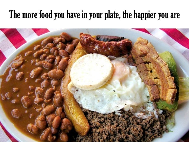 colombian food facts