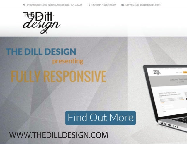 WWW.THEDILLDESIGN.COM